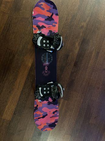 Snowboard -deska Salomon Spark 136