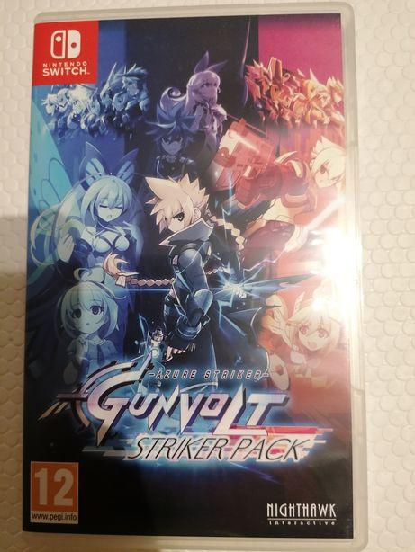 Azure Strike Gunvolt striker pack (Nintendo Switch)
