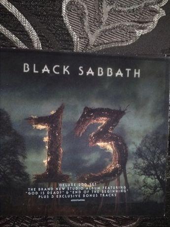 Black Sabbath - 13(Deluxe edition) 2cd 3Dкартинка