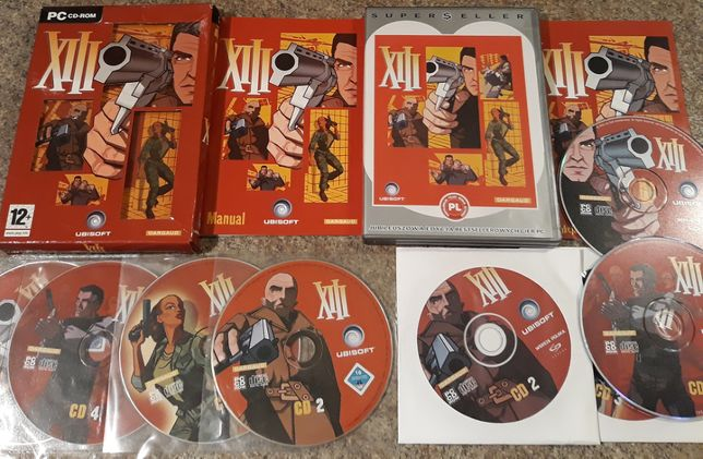 XIII PC Ang kartonowy Mini-Box + XIII PC PL
