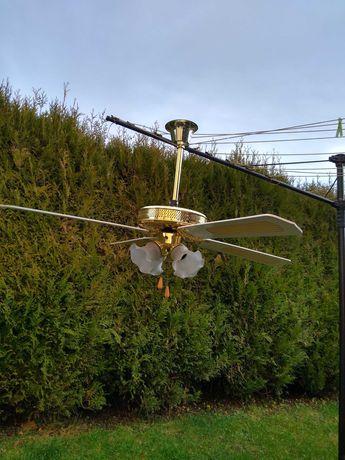 Mieszacz powietrza żyrandol wentylator