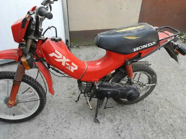 Honda Px-R rok produkcji 1987, unikat