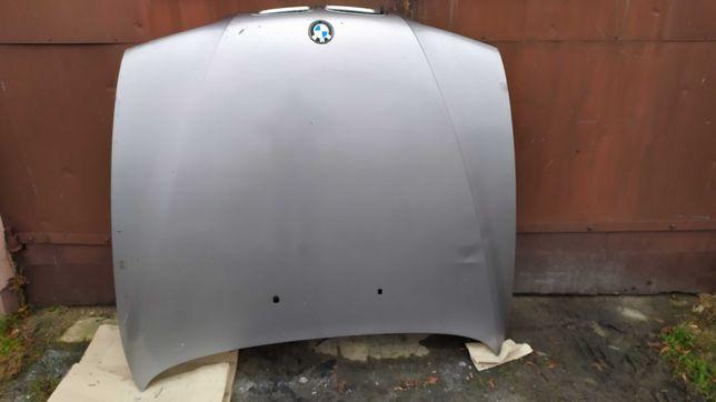 Maska przednia pokrywa BMW E39 Aspensilber