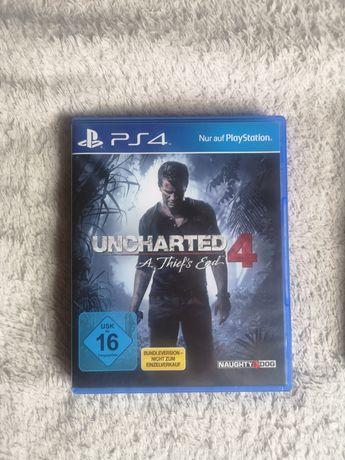 Sprzedam UNCHARTED 4 PS4