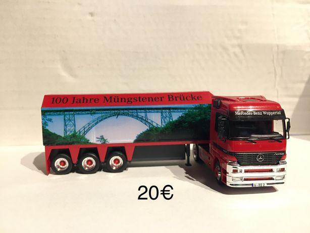 Miniaturas Camiões