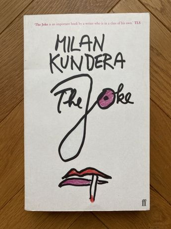 """""""The Joke"""" Milan Kundera (ENGLISH)"""