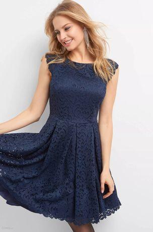 Koronkowa sukienka Orsay rozmiar 38