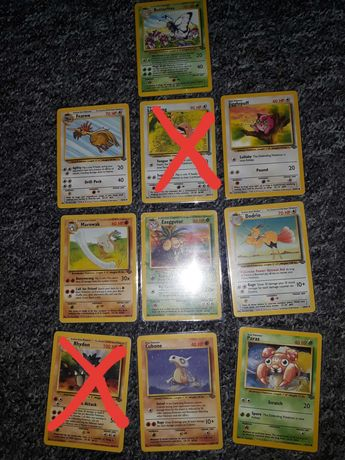 Karty Pokemon Jungle0
