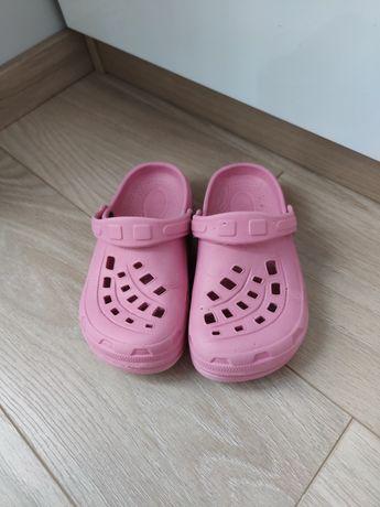 Buty dziecięce ala crocks