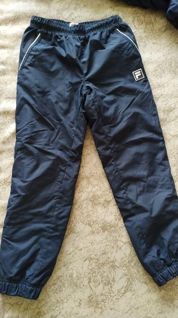 Теплые штаны Fila