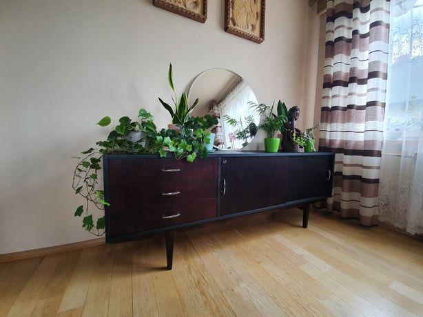 Komoda Violetta prl vintage po renowacji