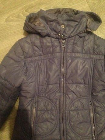 Płaszczyk kurtka 122cm