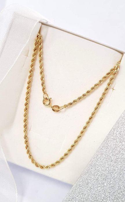 Łańcuszek złoto próba złota 585 14 K Częstochowa - image 1