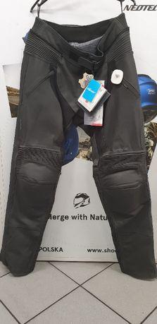 Wyprzedaż MODEKA TOURRIDER r.54 Nowe Spodnie Skórzane Motocyklowe