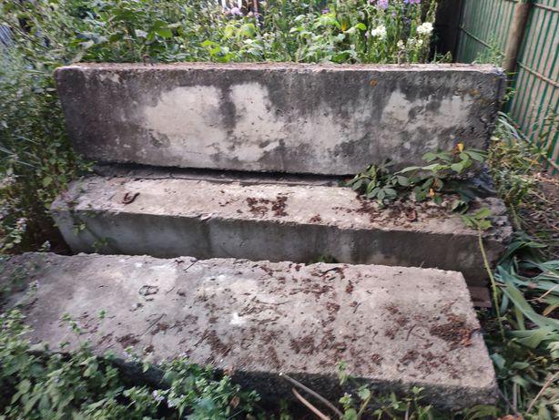 Блоки бетонні фундаменті 240х60х30