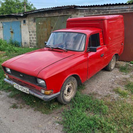 Иж 271501 москвич