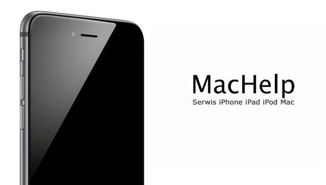 Serwis iPhone, iPad, MacBook, iMac, iPod MacHelp Katowice