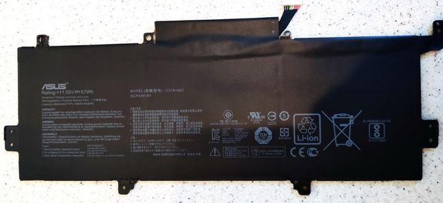 Батарея для ноутбука Asus UX330 C31N1602, 4940mAh (57Wh) б.у.