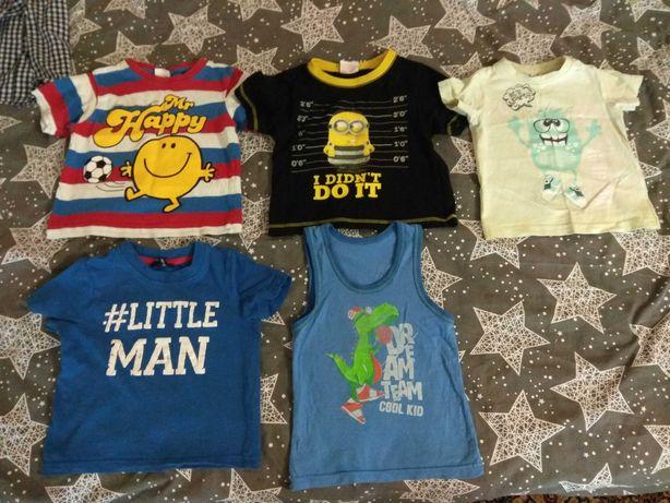 Пакет речей, вещей на хлопчика 2-3 роки