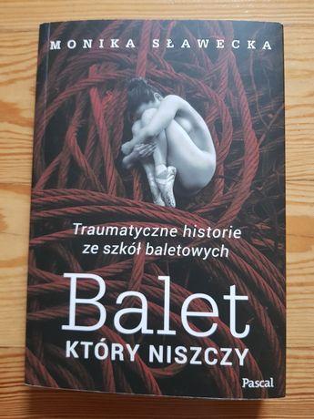 Balet, który niszczy. Monika Sławecka