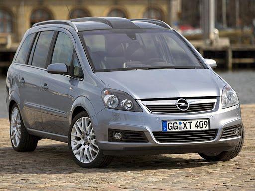 ШРОТ ВСЕ ЗАПЧАСТИ Opel Zafira B Опель Зафіра 2005-2011 Авторозборка