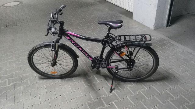 Rower Kross Black edition L1 26cali