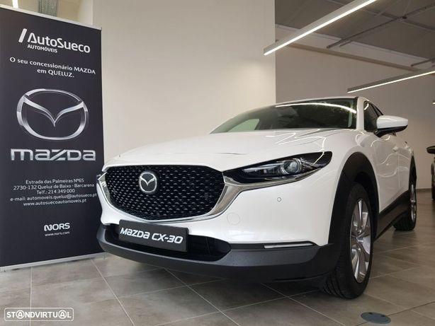 Mazda CX-30 2.0 Sky-G Evolve i-Active+Sport