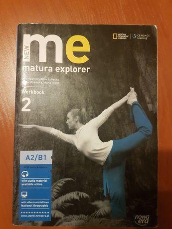 Matura explorer. Podręcznik i zeszyt ćwiczeń.