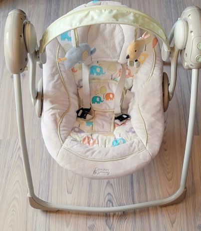 Comfort harmony by bridht start (качеля для немовлят)