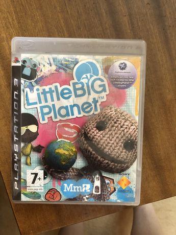 Gra do PS3 Little Big Planet