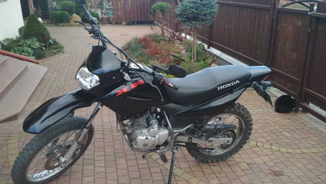 motocykl Honda XR 125 L enduro/cross