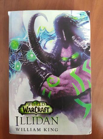 książka World of Warcraft: Illidan