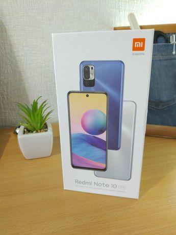 Xiaomi Redmi Note 10 5G, 4/64, NFC, сірий.