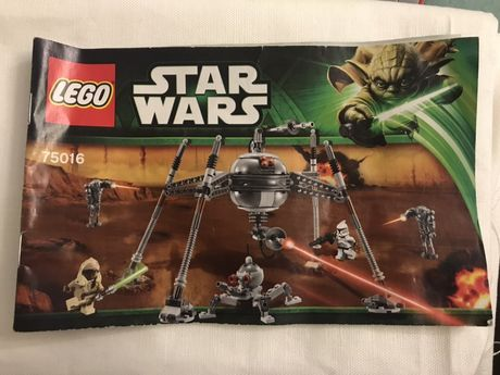 Zestaw LEGO Star Wars 75016