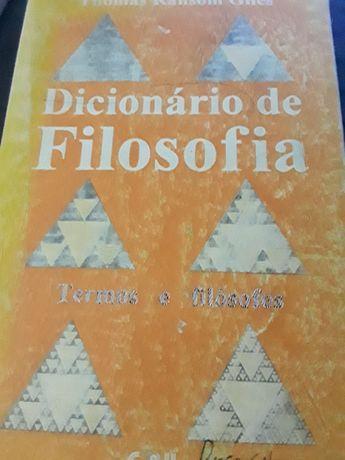 Dicionario de Filosofia