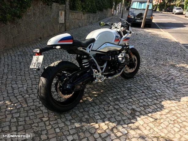 BMW R  Nine T Race