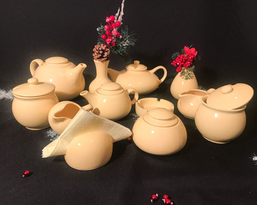 Набір чайного посуду Киев - изображение 1