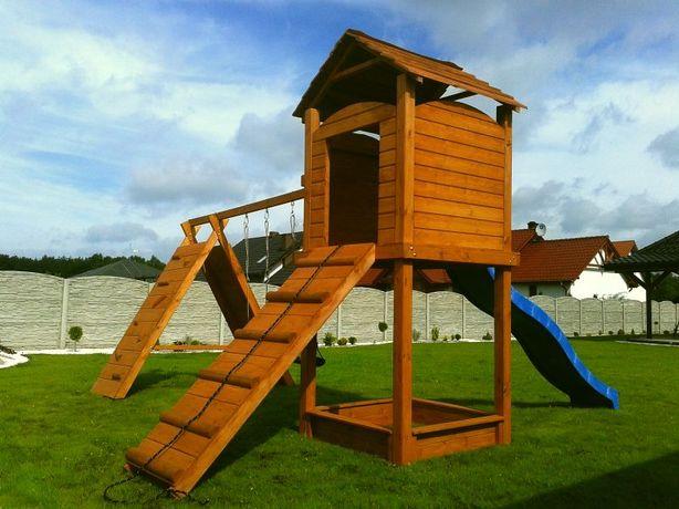 Ogrodowy Plac zabaw ślizg SOLIDNY Duży dla dzieci WYPRZEDAŻ