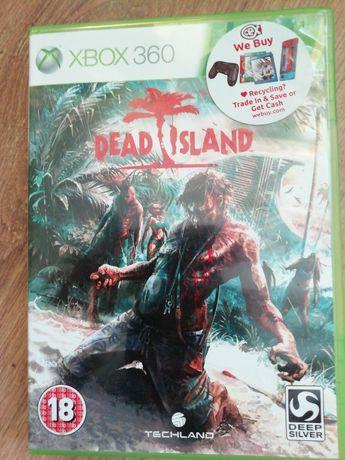 Gra na xbox 360 DEAD ISLAND