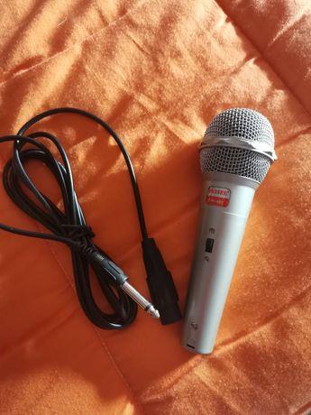 Microfone novo nunca usado