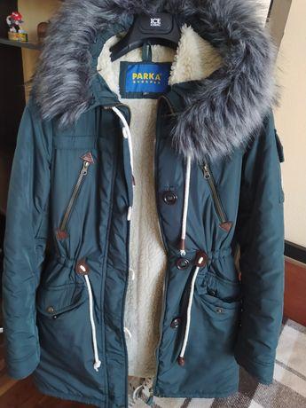 Курточка дуже класна .
