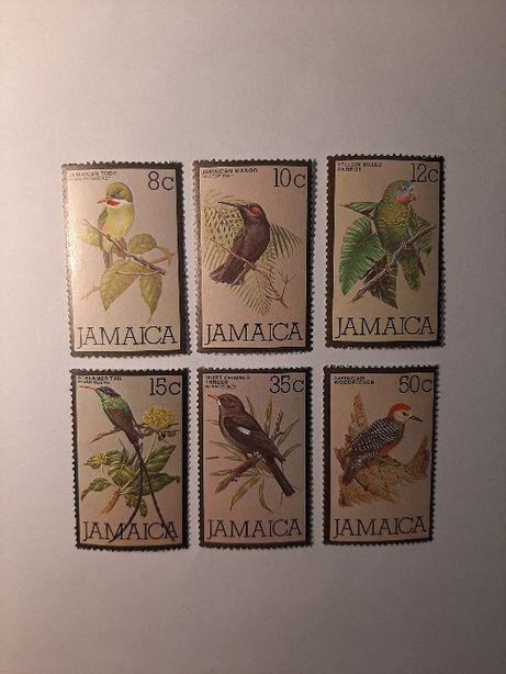 Znaczki pocztowe - zestaw 7