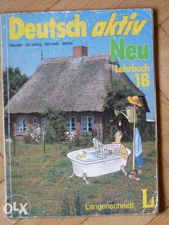 Deutsch aktiv Neu lehrbuch 1b