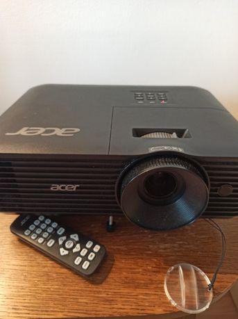 Projektor Acer x128HP DLP Full HD Gwarancja. Prawie NOWY