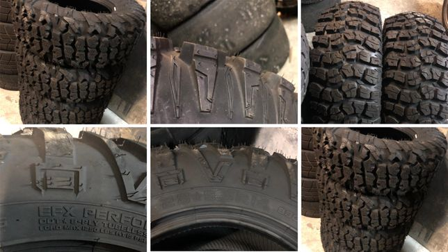 PNEUS SSV jante 14 Novos EFX e Arisun, Yamaha, Can Am, Polaris