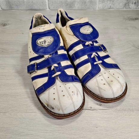 Штангетки, обувь для тяжелой атлетики (пауэрлифтинга)