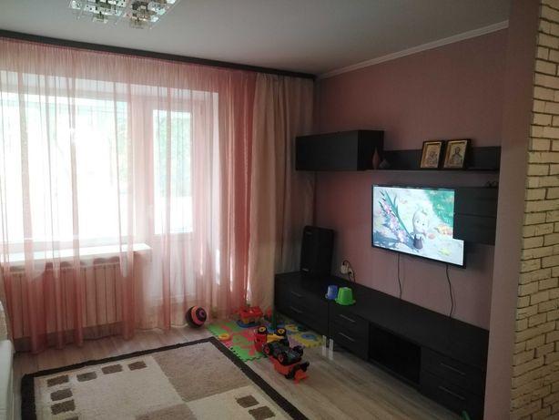 Центр, отличная 1 комнатная, улучшенная планировка, ремонт