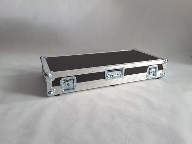 Nowy Pedalboard 80x33x12cm na efekty gitarowe Solidny od Producenta