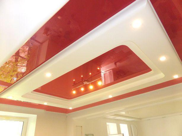 Самый ДЕШЕВЫЙ натяжной потолок