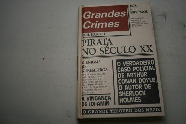 Livro - Grandes Crimes - Nigel Blundell